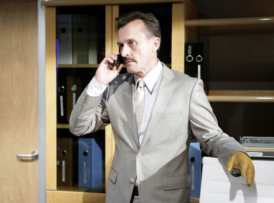 Prison Break, Robert Knepper