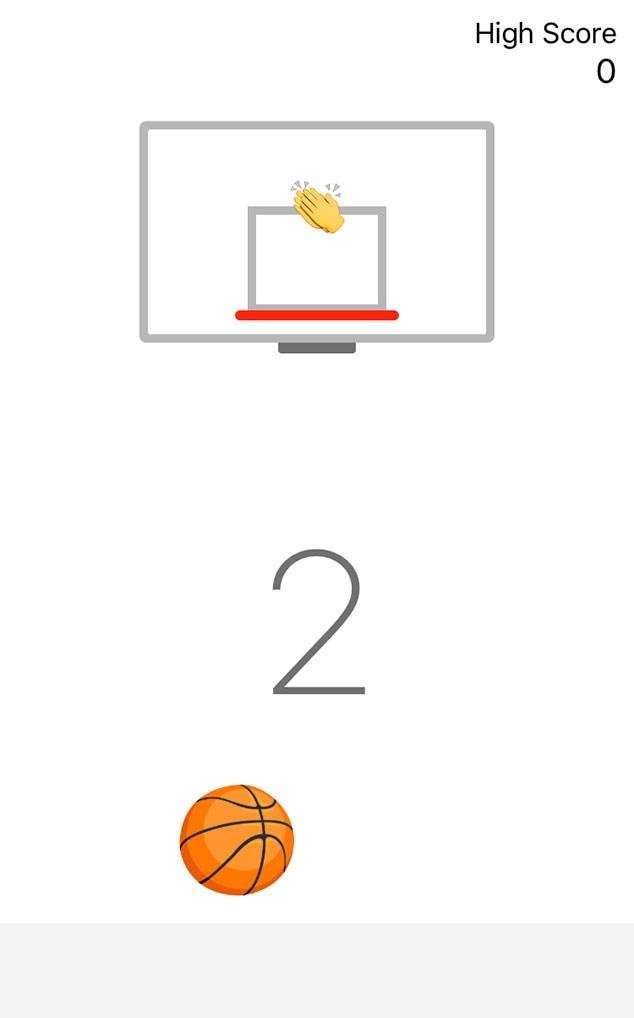 Facebook Messenger, Basketball Game