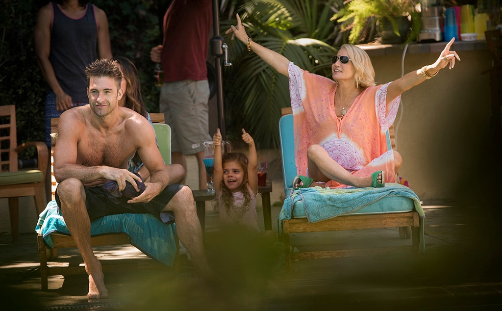 Animal Kingdom, Ellen Barkin, Scott Speedman