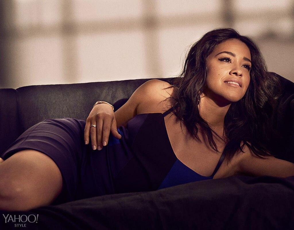 Gina Rodriguez, Yahoo Style