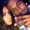 Kim Kardashian, Kanye West, Justin Bieber Concert