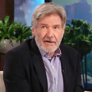 Harrison Ford,  The Ellen DeGeneres Show