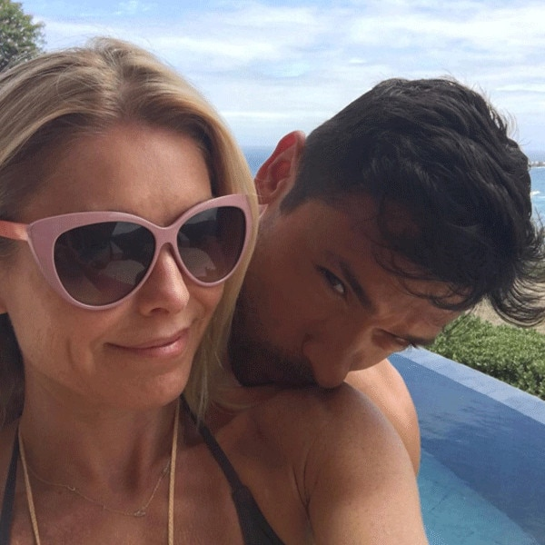 Kelly Ripa, Mark Consuelos, Instagram