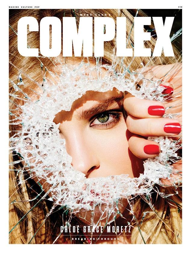 Chloe Grace Moretz, Complex