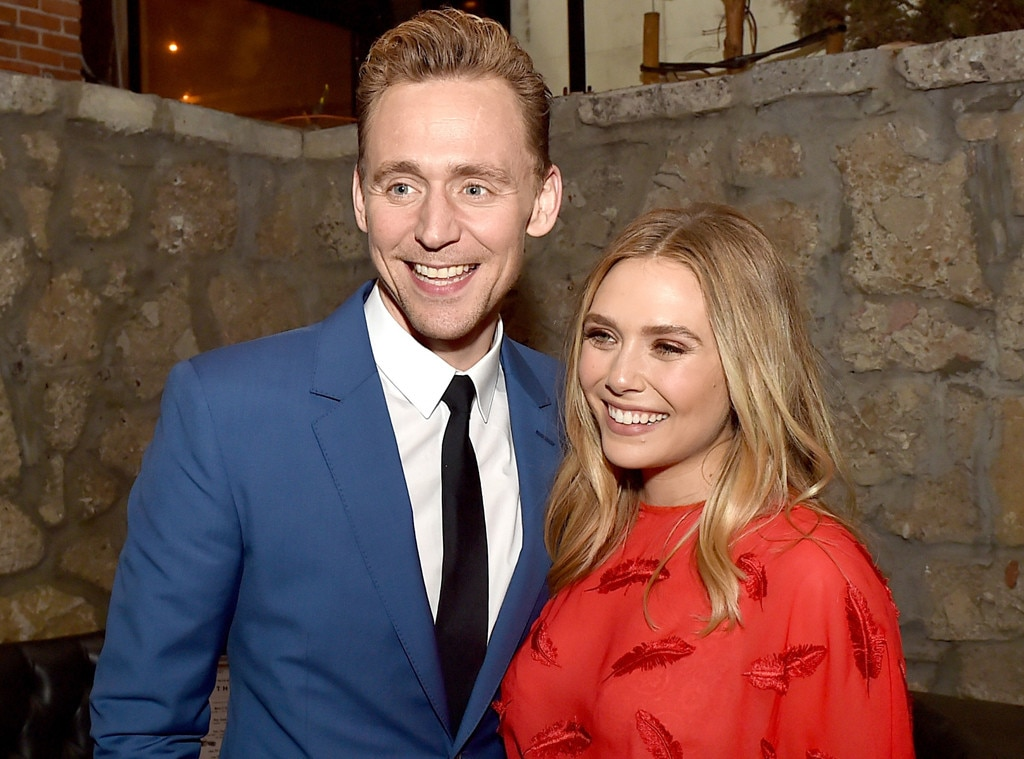 Elizabeth Olsen, Tom Hiddleston, affair, rumor