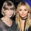 Taylor Swift, Chloe Grace Moretz