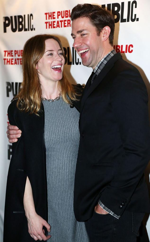 Emily Blunt, John Krasinski