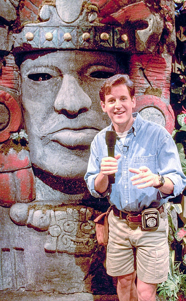 Kirk Fogg, Legends of the Hidden Temple