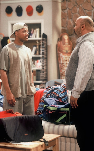 Will Smith, The Fresh Prince of Bel-Air, Sad Sitcom Moments