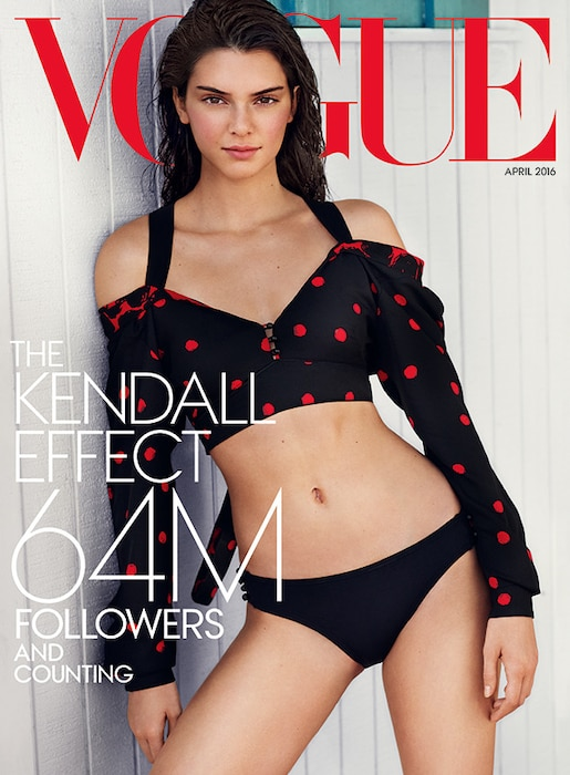 Kendall Jenner, Vogue