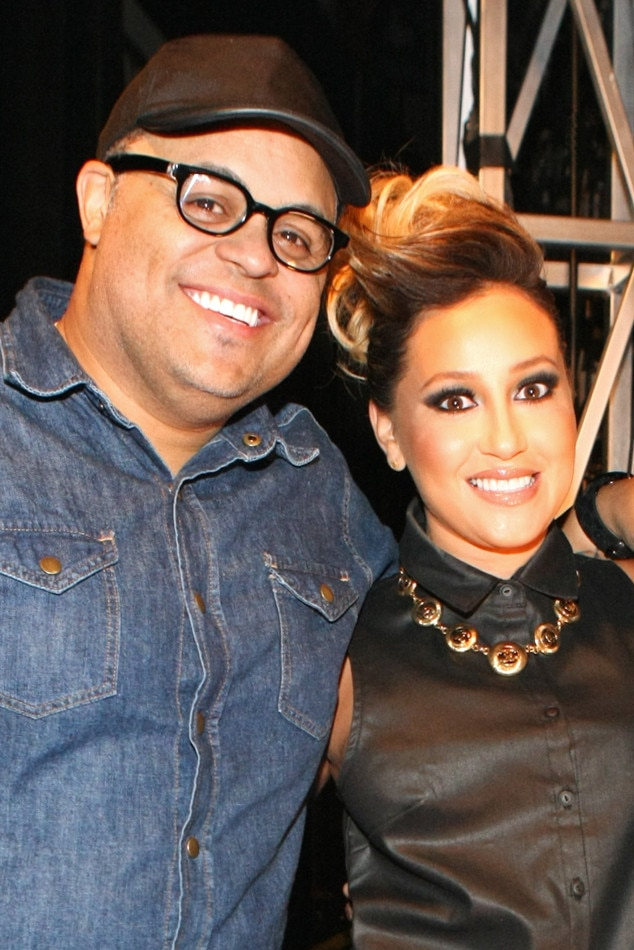 Adrienne Bailon, Israel Houghton, Engaged