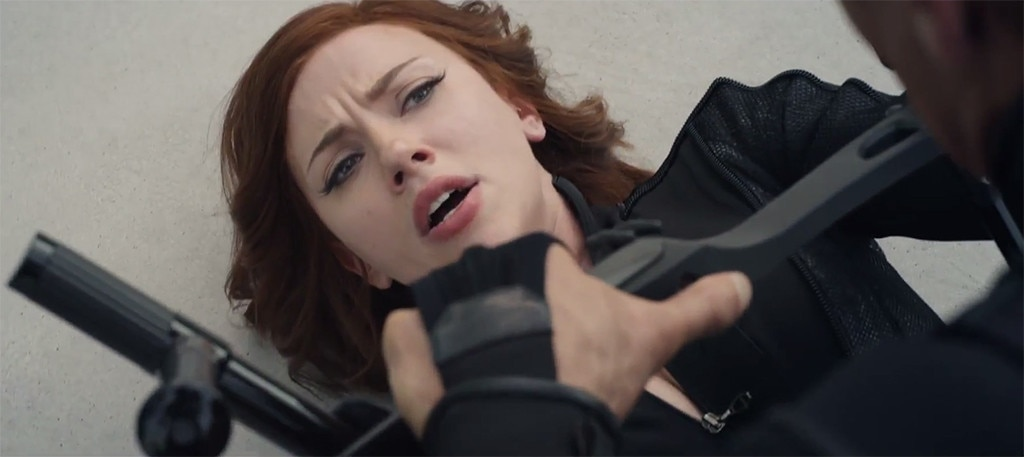 Scarlett Johansson, Captain America: Civil War
