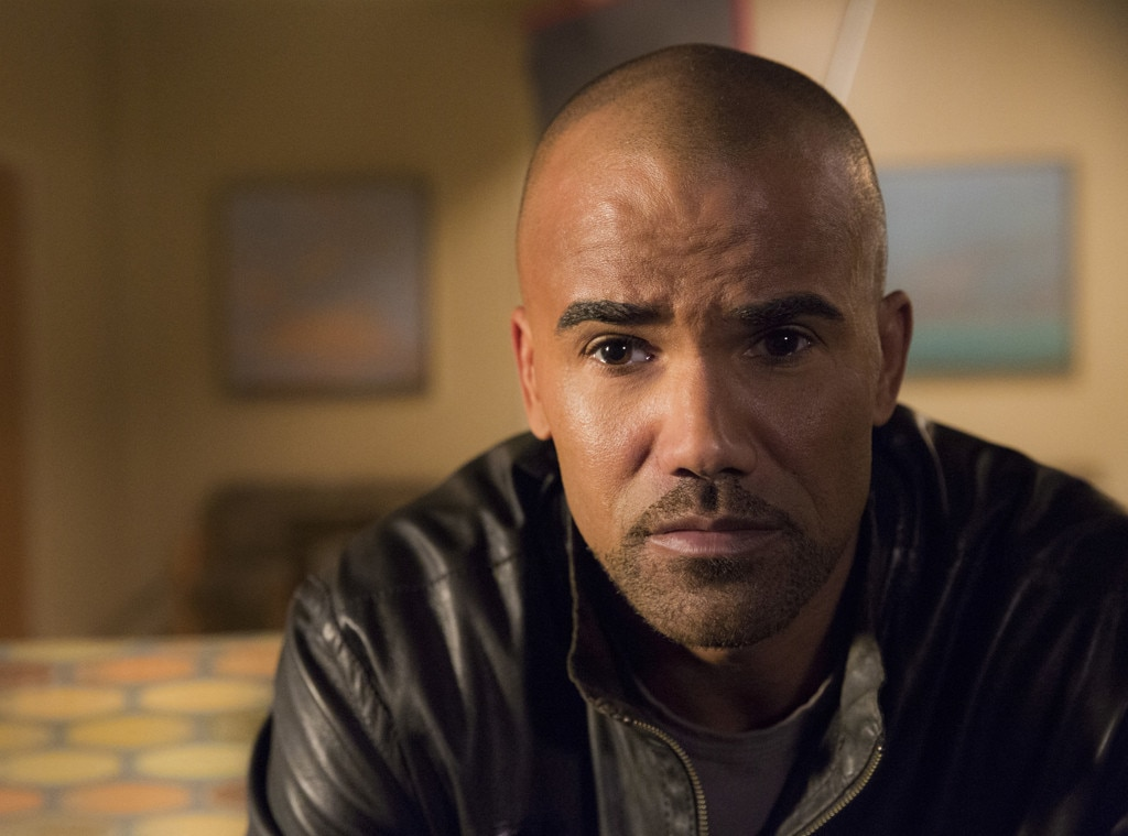 Shemar Moore Returns to 'Criminal Minds'