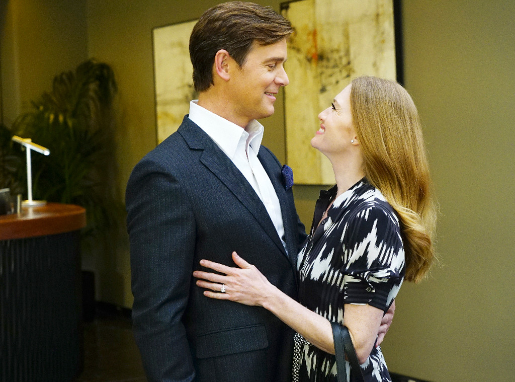 Peter Krause, Mireille Enos, The Catch