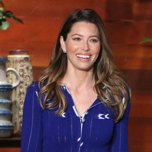 Jessica Biel Not Pregnant: I Have a Gut, Apparently | E! News