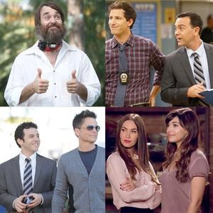 FOX Shows, The Grinder, Brooklyn Nine-Nine, New Girl, Last Man On Earth