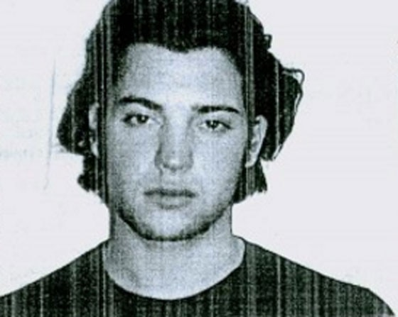 Peter Brant Jr., Mugshot