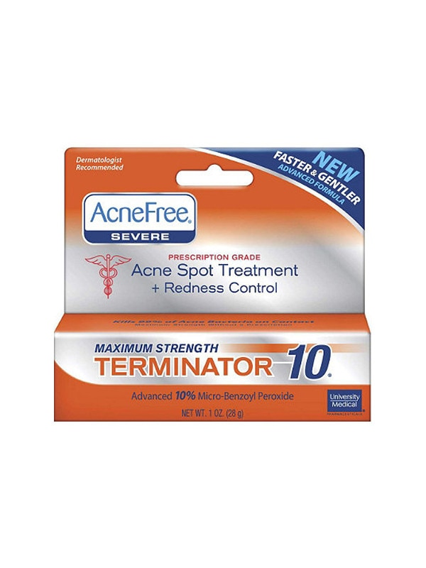ESC, Acne Spot Treatments
