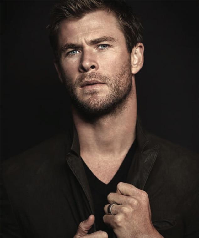 Chris Hemsworth, Modern Luxury