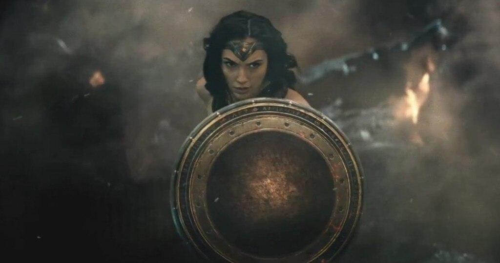 Batman v Superman: Dawn of Justice, Wonder Woman, Gal Gadot
