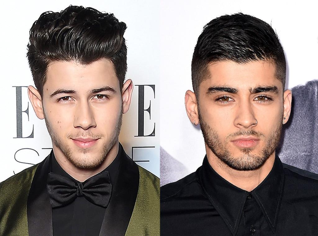 Zayn Malik, Nick Jonas