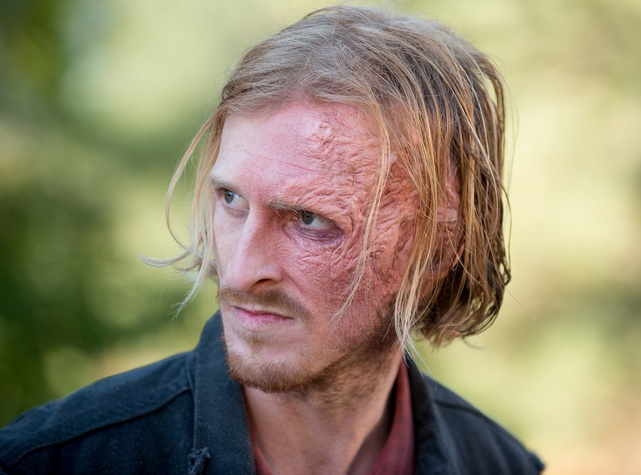 Austin Amelio, The Walking Dead
