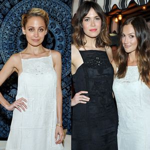 Nicole Richie, Mandy Moore, Minka Kelly