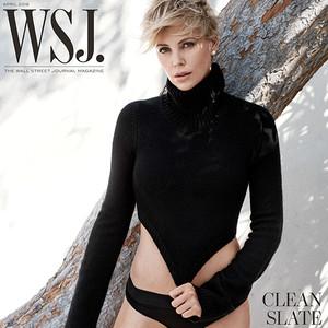 Charlize Theron, WSJ Magazine