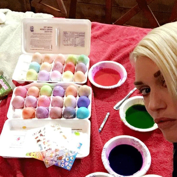 Gwen Stefani, Easter 2016