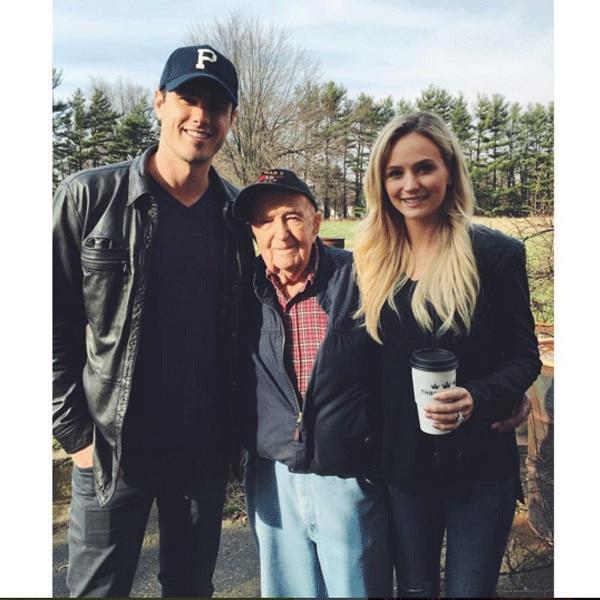 Ben Higgins, Lauren Bushnell, Instagram