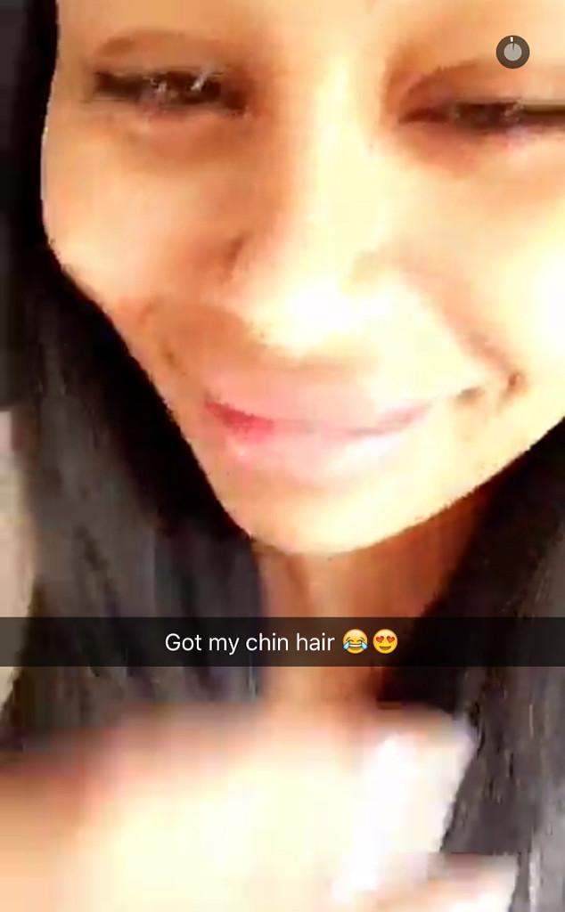 Blac Chyna, Snapchat