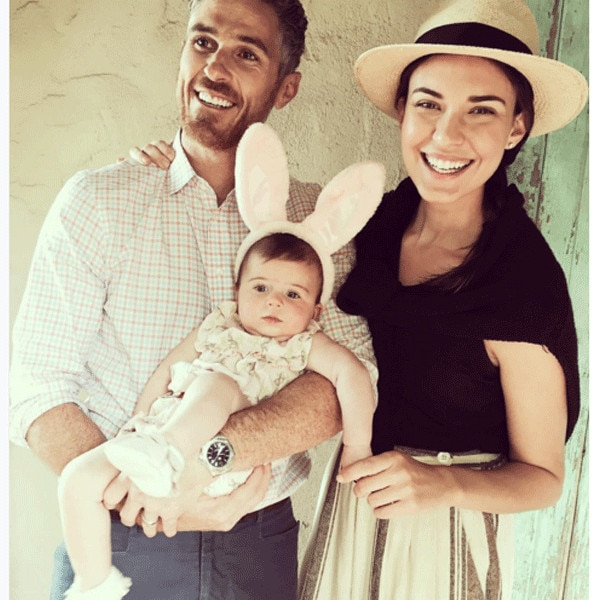 Odette Annable from Stars Celebrate Easter | E! News
