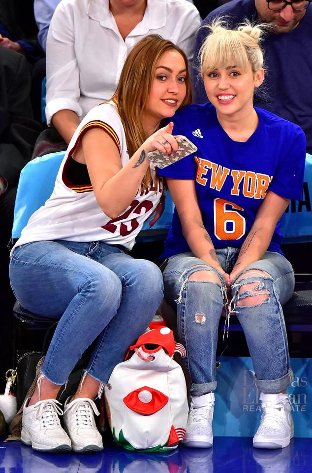 Miley Cyrus, Brandi Cyrus