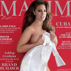 Ashley Graham, Maxim Magazine
