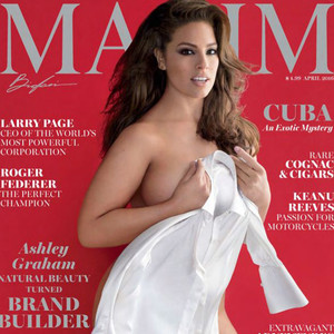 Ashley Graham, Maxim Magazine