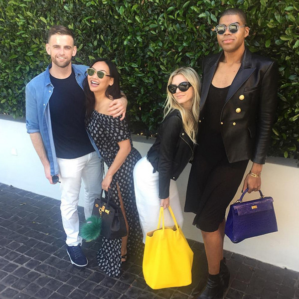 Rich Kids of Beverly Hills, EJ Johnson, Jonny Drubel, Morgan Stewart, Brendan Fitzpatrick, Dorothy Wang, Instagram