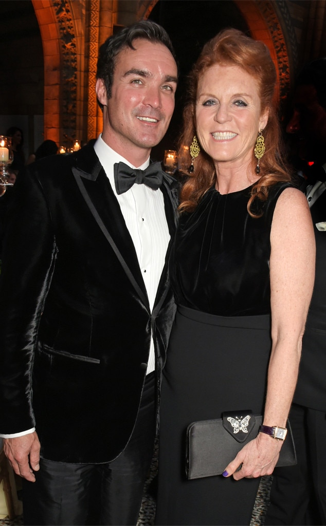 Manuel Fernandez, Sarah Ferguson, Duchess of York