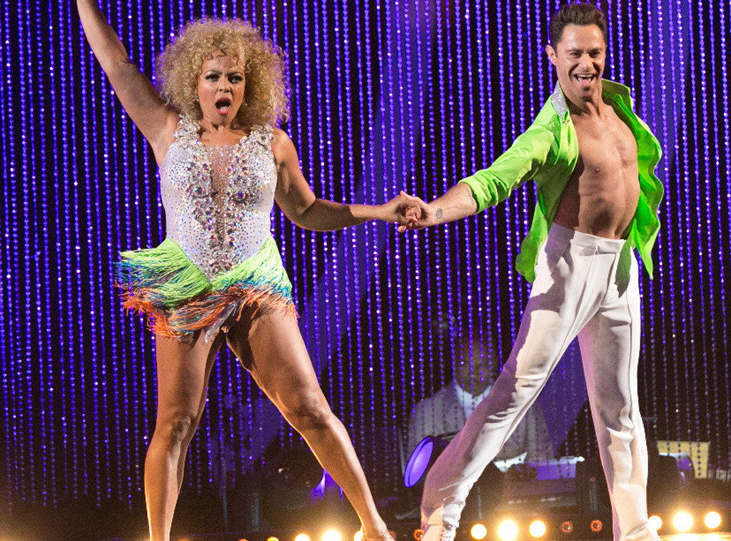 Kim Fields, Sasha Farber, Dancing With the Stars