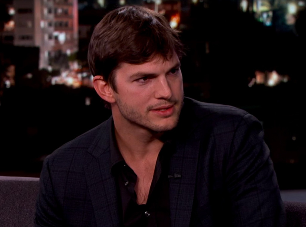 Ashton Kutcher Opens Up About Daughter Wyatt's Easter and ... Ashton Kutcher