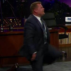 James Corden, Cuba Gooding Jr., Jon Bernthal, Late Late Show