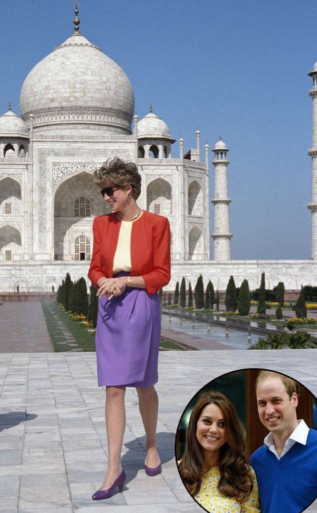 Kate Middleton, Catherine, Duchess of Cambridge, Prince William, Princess Diana