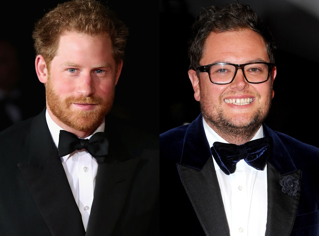 Prince Harry, Alan Carr