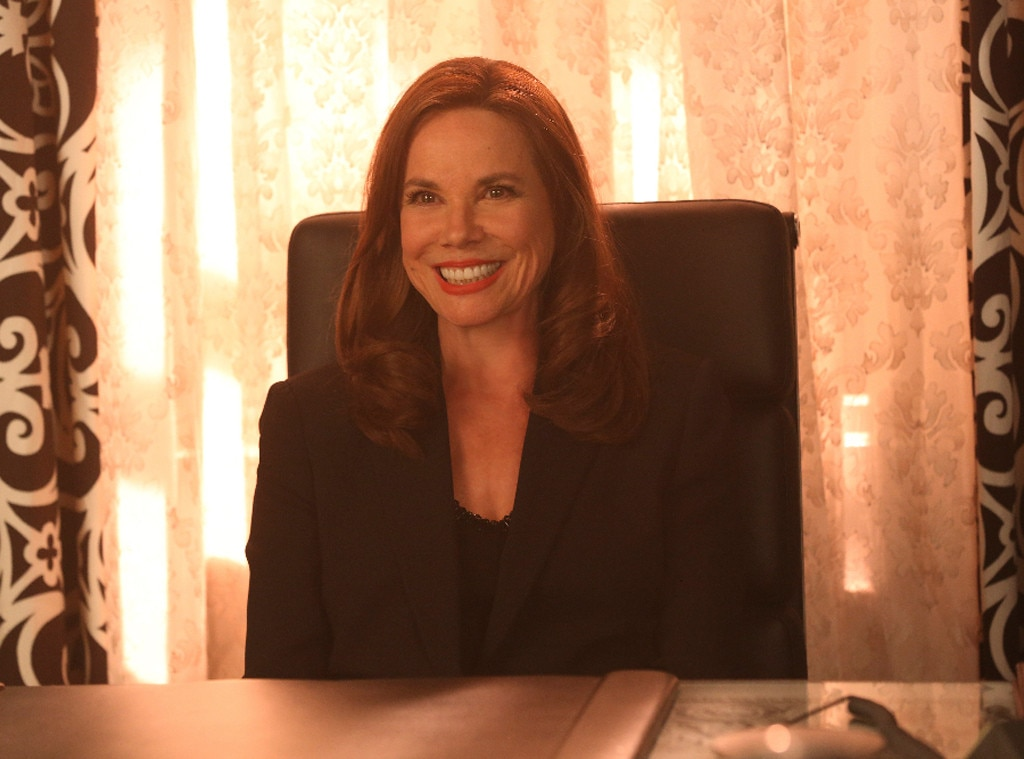 Barbara Hershey, Once Upon a Time