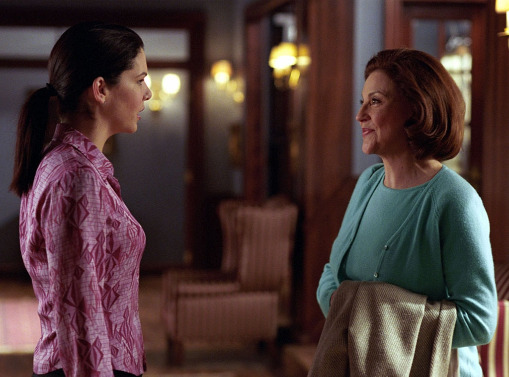 Lauren Graham, Kelly Bishop, Gilmore Girls