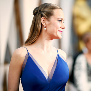 Brie Larson, Dare to Wear, Oscars