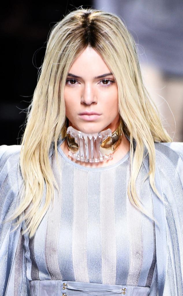 Kendall Jenner, Balmain