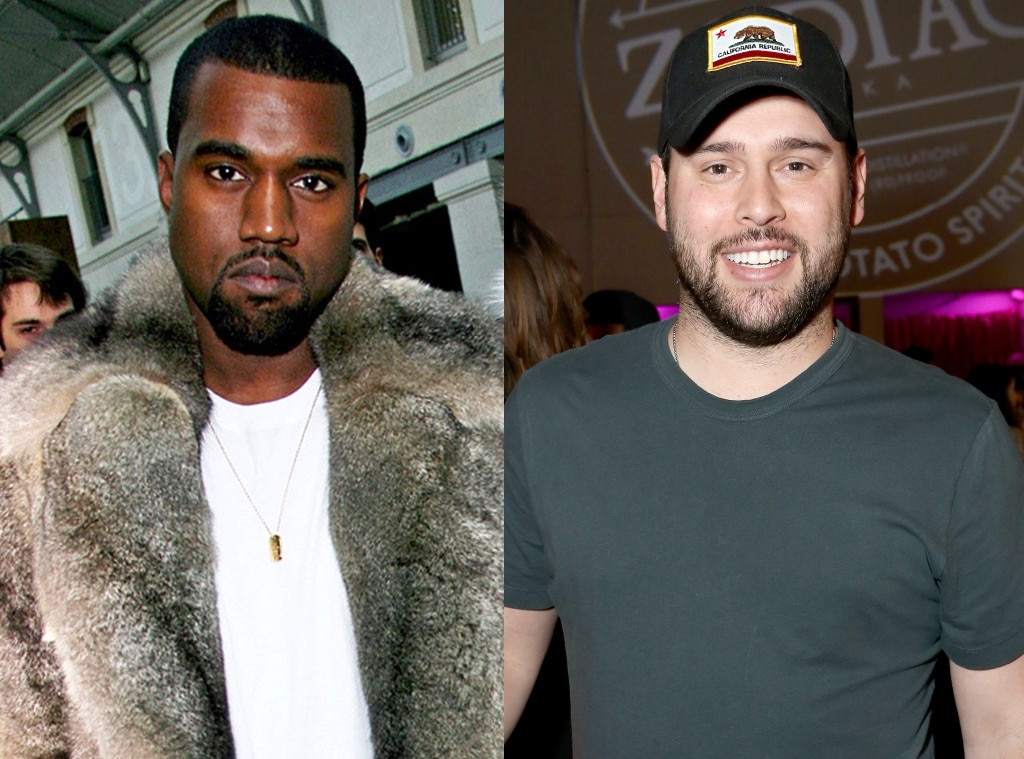Kanye West Joins Forces With Scooter Braun—Why Working With Justin Bieber's Manager Actually Makes Perfect Sense for Him