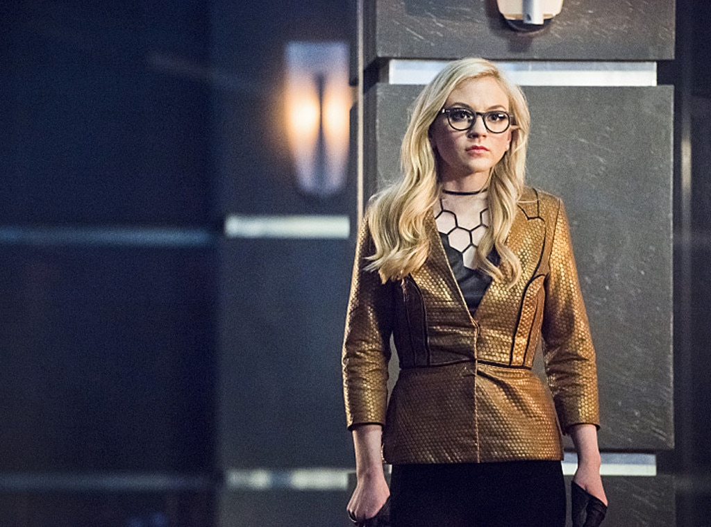 Emily Kinney, Arrow