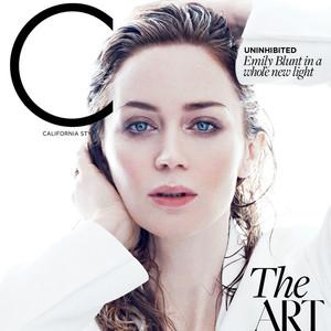 Emily Blunt, C Magazine