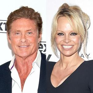 David Hasselhoff, Pamela Anderson